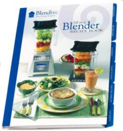 Champ Blender Instruction and Recipe Book