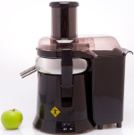 Lequip 215 XL Wide Mouth Big Chute Juicer Black