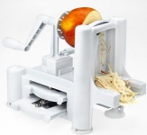 3-in-1 turning Vegetable Slicer