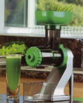 The Z Star Manual Wheatgrass Juicer